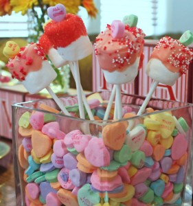 easy quick marshmallow pops