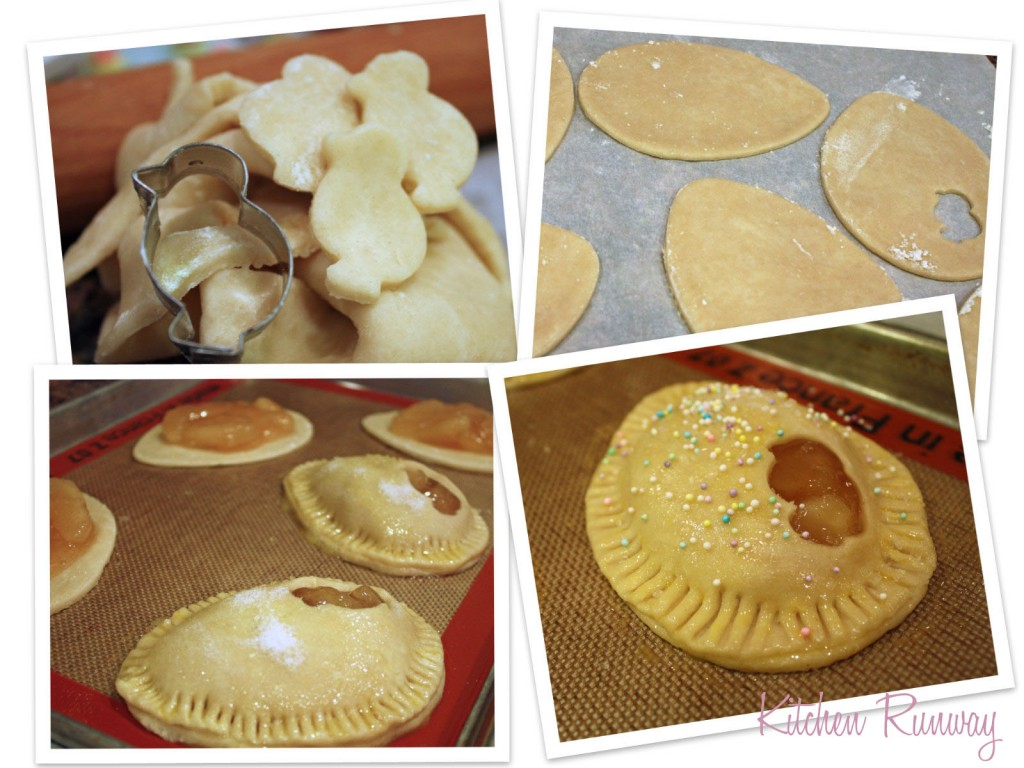 apple pocket pie step by step