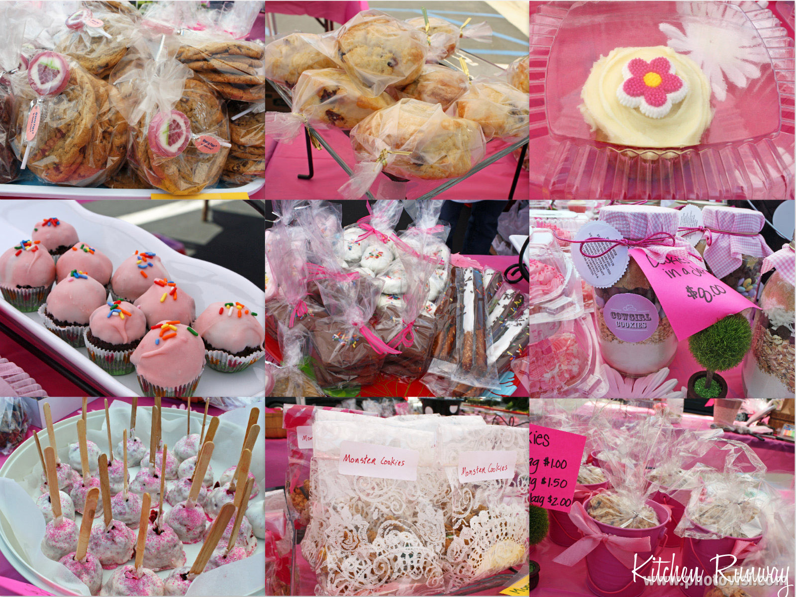 bake of hope collage