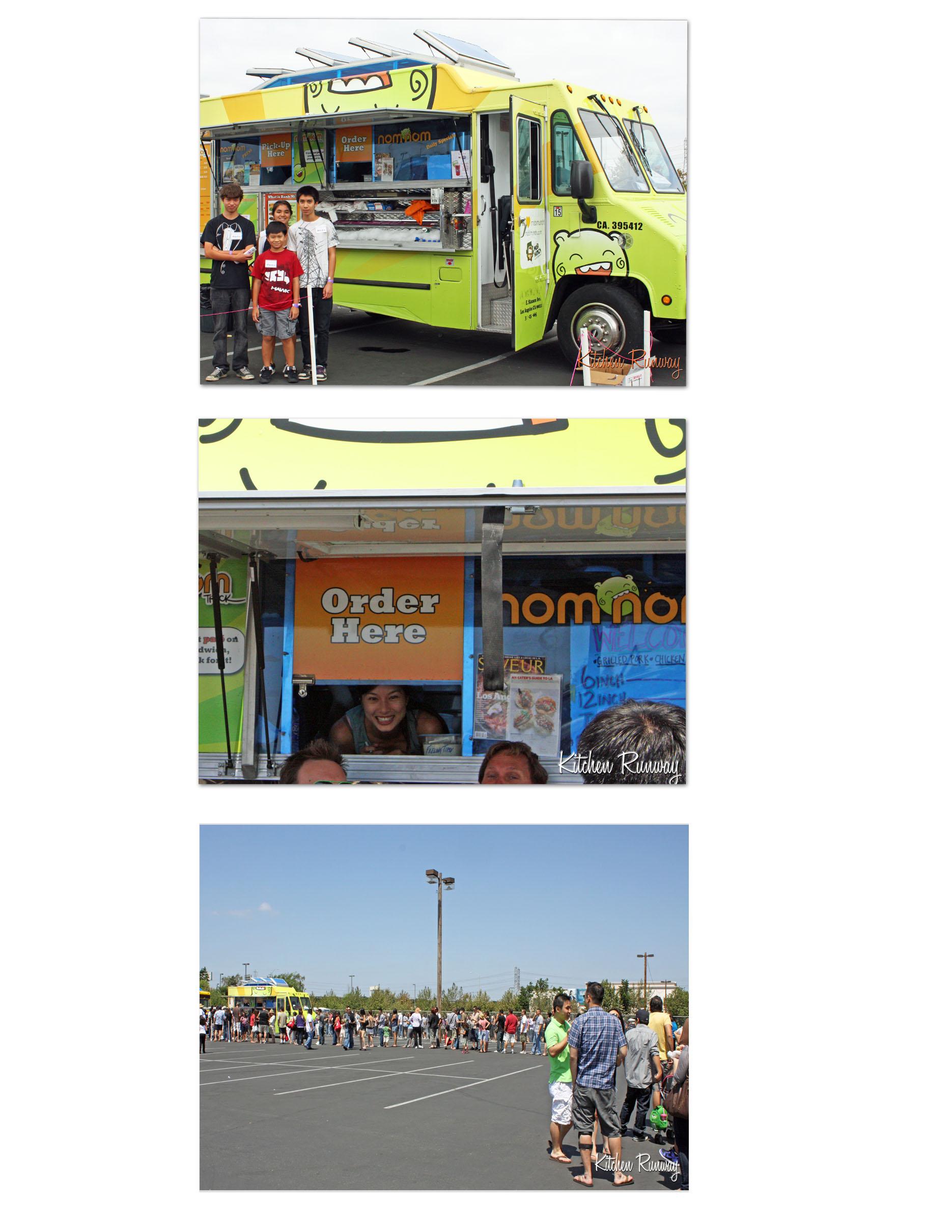 Nom Nom Food Truck