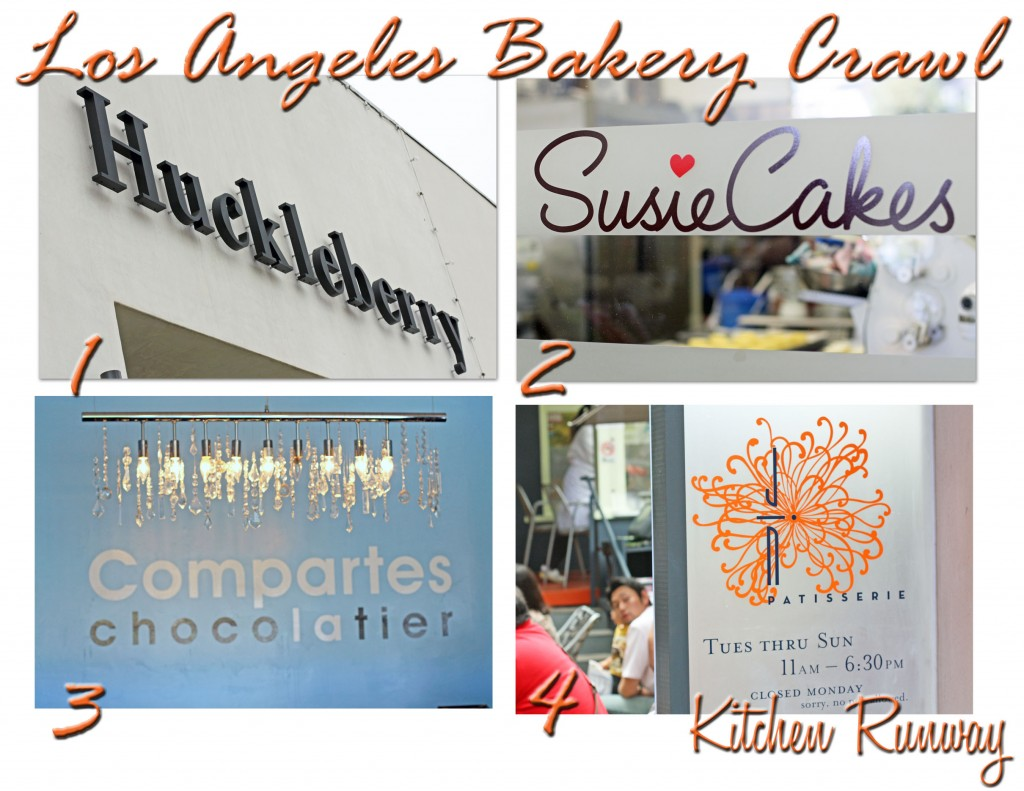 los angeles bakery crawl