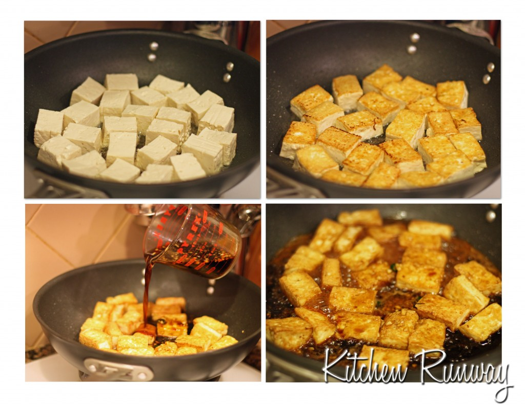 braised tofu step by step