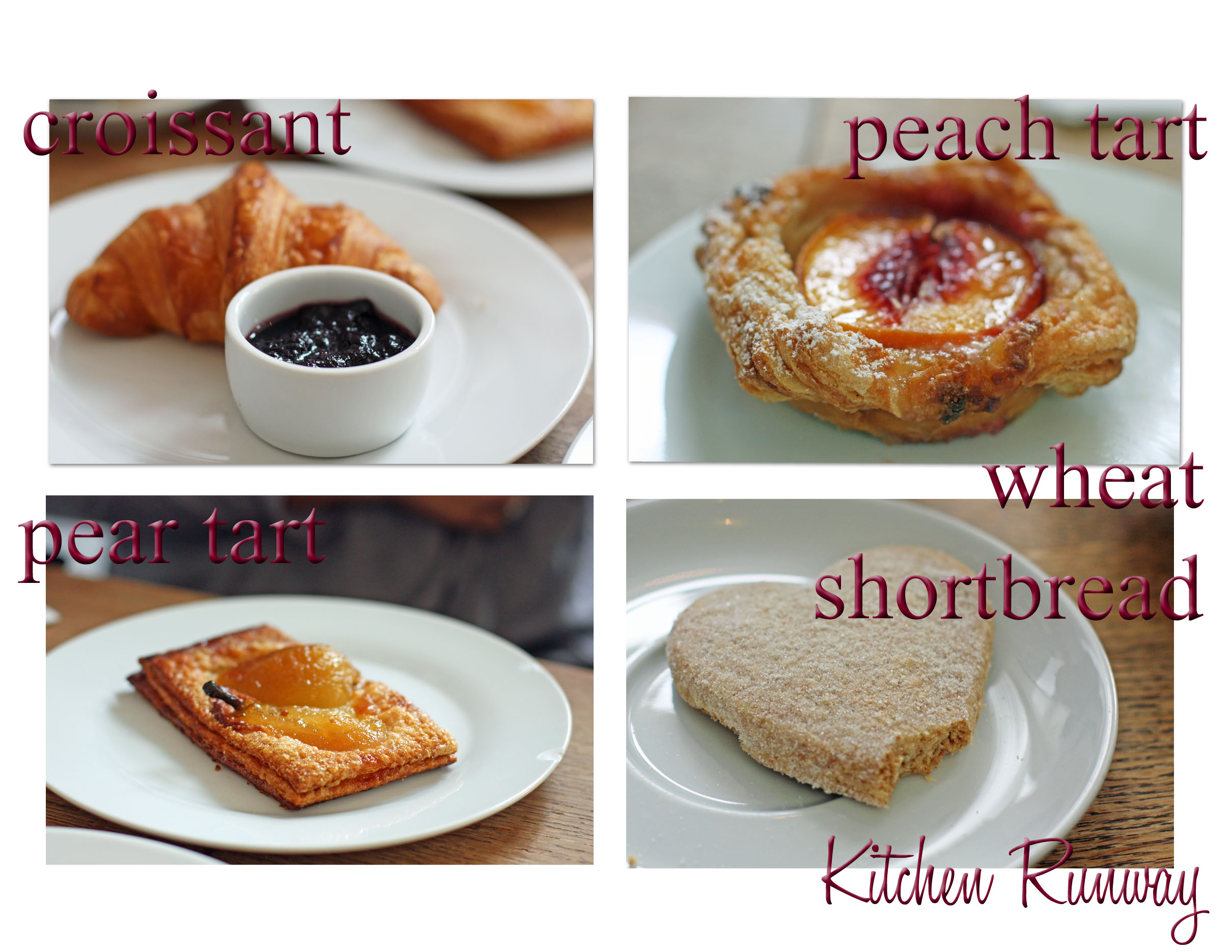 huckleberry pastries