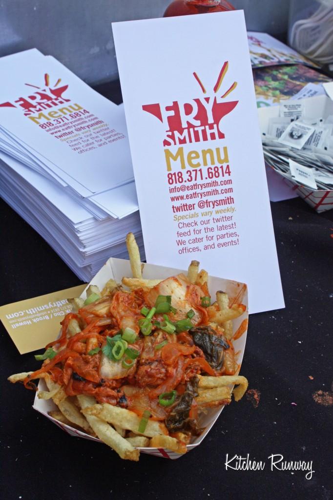 kimchi & pork belly fries frysmith