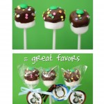 marshmallow pop favors