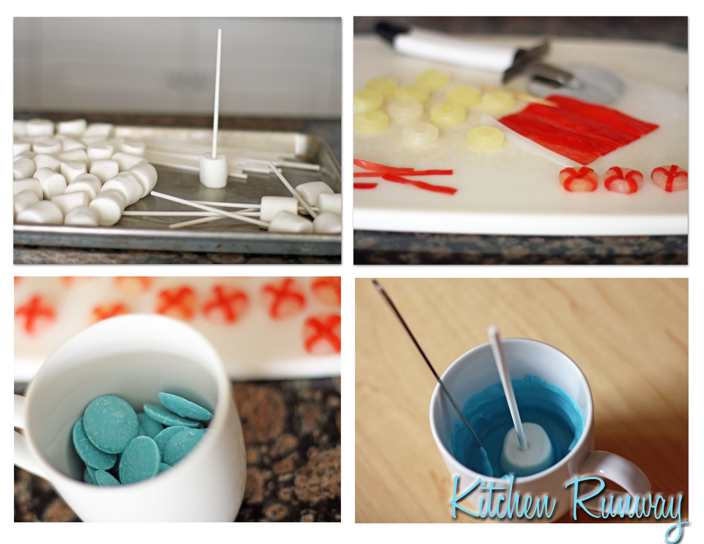 nautical marshmallow pop step by step