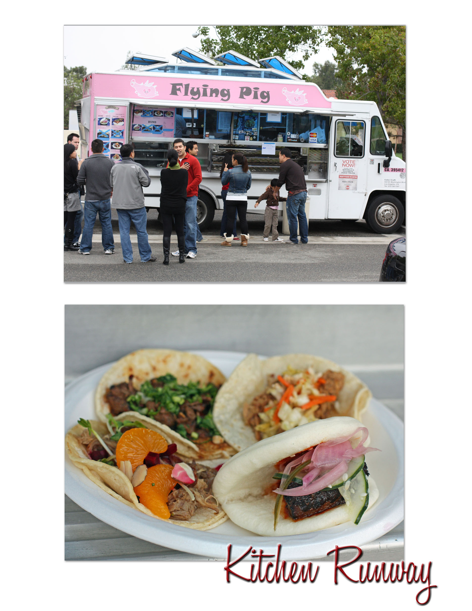 the flying pig truck
