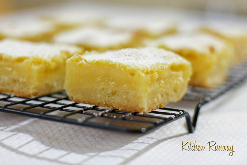 These meyer lemon bars are rich, luscious, and creamy. It's just the ...