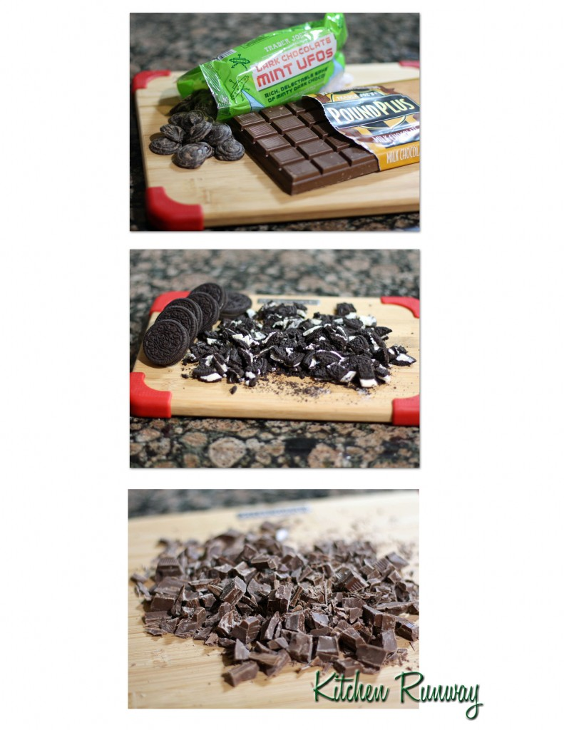 mint chocolate marshmallow bark ingredients