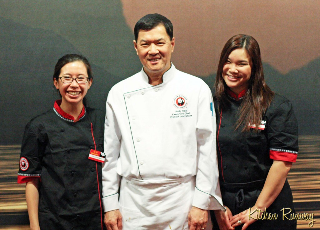 cathy, chef andy kao, quyen