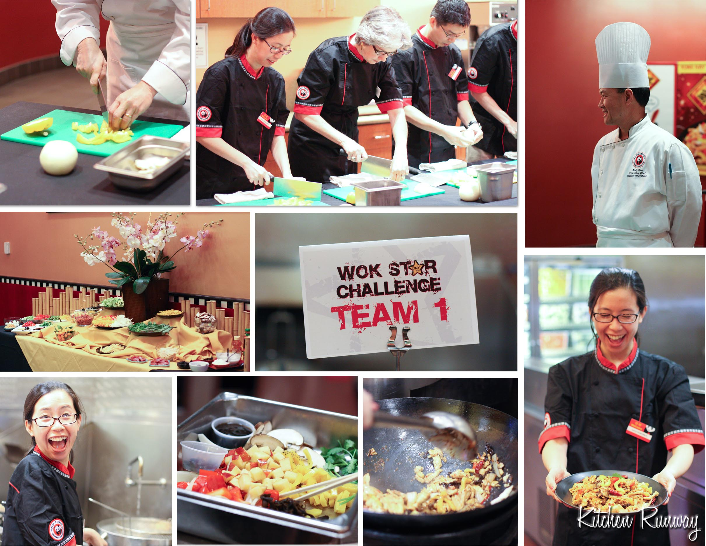 panda express wok star challenge collage