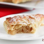 apple mango cheesecake turnover