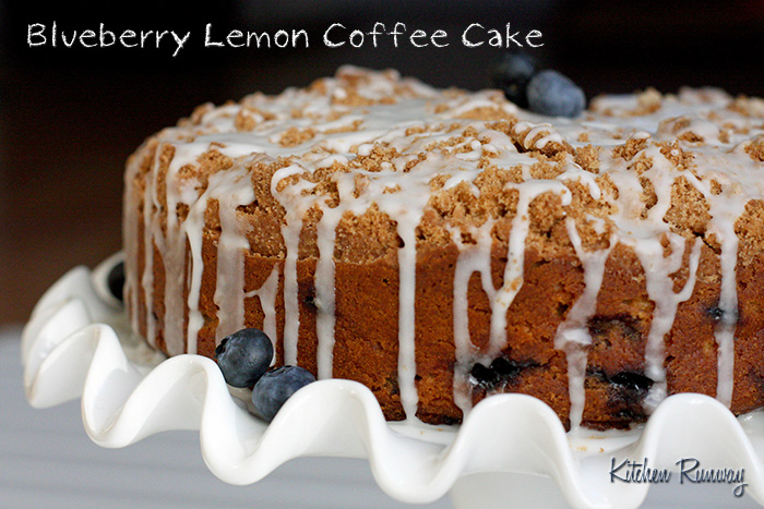 Berry Good Coffee Cake Recipe — Dishmaps