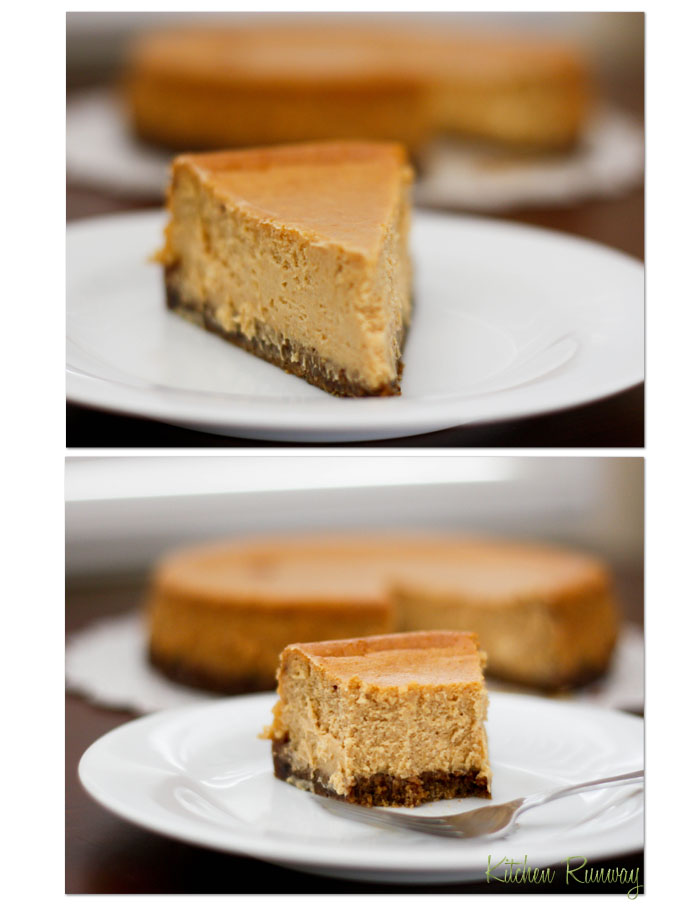 pumpkin onion cheesecake