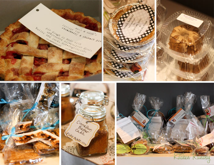great american bake sale collage