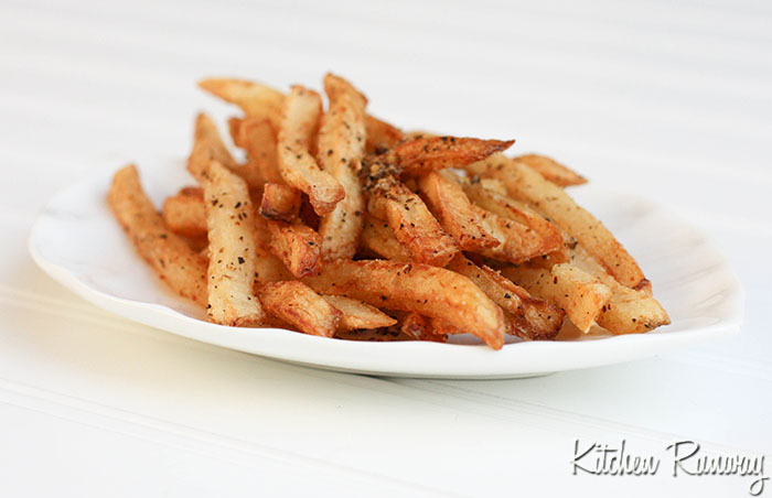 sweet mesquite french fries