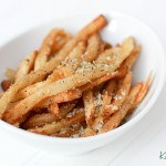 herb de provence & parmesan french fries
