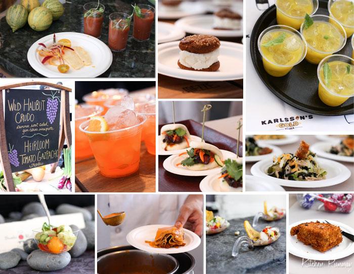 secrets of the kitchen & cellar collage the taste la