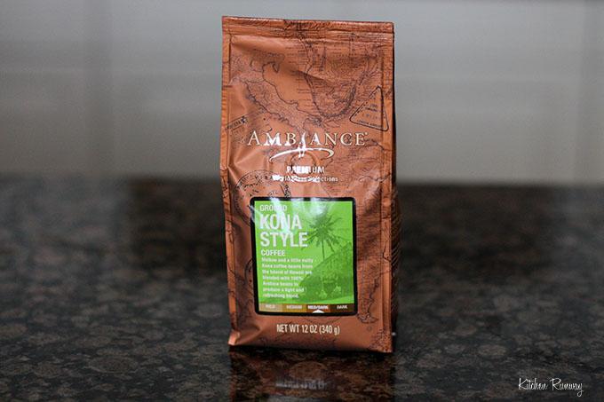 ambiance kona coffee