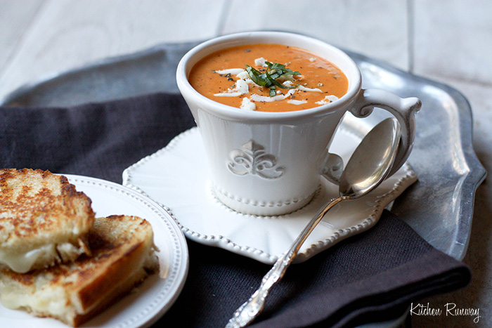 roasted tomato soup panera bread