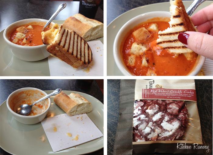 panera vegetarian creamy tomato soup